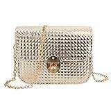 Candice Women Mini Fashion Chain Crossbody Bag Shoulder Bag Handbag Purse Crossbody Bag Evening Bag