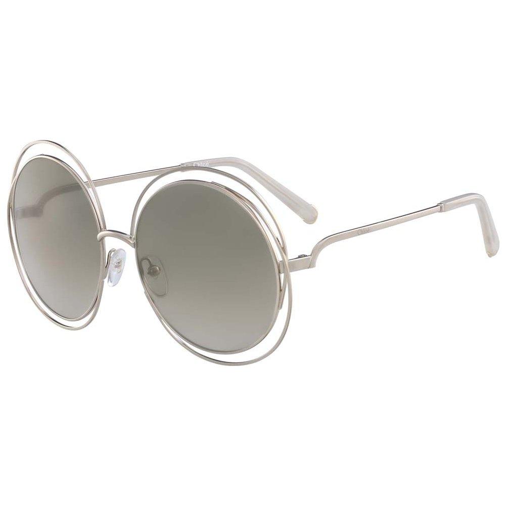 Amazon.com: anteojos de sol Chloe CE 114 s 776/Opaline Beige ...