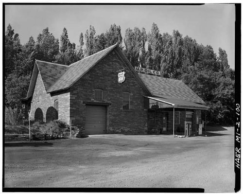 HistoricalFindings Photo: Quincy Mining Company,Hancock,Houghton County,Michigan,MI,HAER,Engineering,108