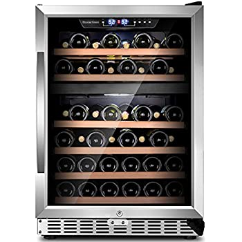 Amazon Com Fagor Wc 46dz Built In Wine Cooler With Led