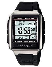 CASIO watch WAVE CEPTOR Waveceptor radio clock MULTIBAND 5 WV-59J-1AJF mens watch (japan import)
