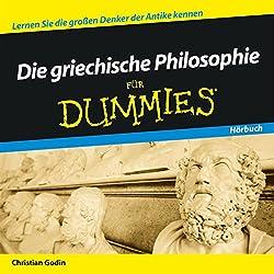 Die griechische Philosophie für Dummies