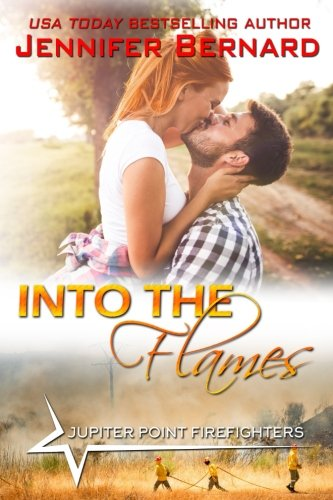 Into the Flames (Jupiter Point) (Volume 3)