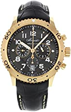 485600751ac5 Breguet Transatlantique Type XXI Flyback Chronograph Rose Gold Mens Watch  3810BR929ZU