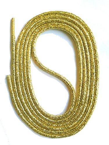 Mm Per Rotondi Colorate 3 Scarpe Lacci Snors Oro 2 Colorati Stringhe W8qYqFOv