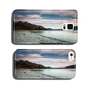 Shore of Lake Wakatipu, New Zealand during dusk cell phone cover case iPhone6