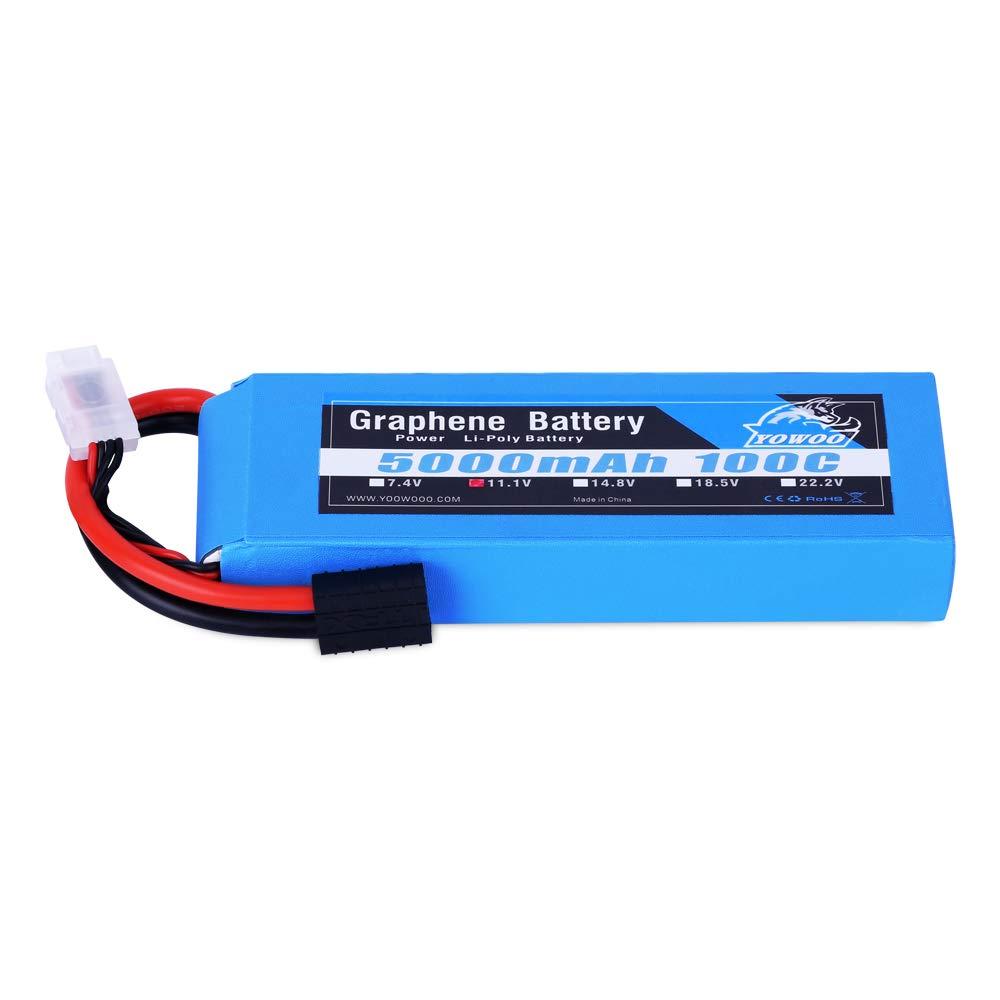 Bateria LIPO 11.1V 5000mah RC YOWOO