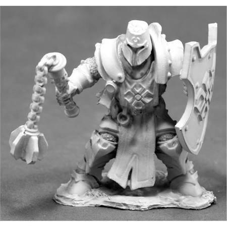 Crusader Swordsman by Reaper Miniatures