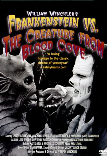 William Winckler's Frankenstein vs. The Creature from Blood Cove (Best Pistol Shot Ever)