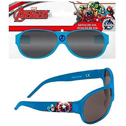 Avengers - Gafas de sol azules Marvel Avengers Friends ...