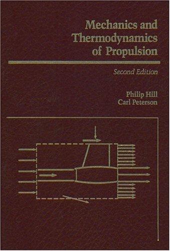 Mechanics+Thermodynamics Of Propulsion