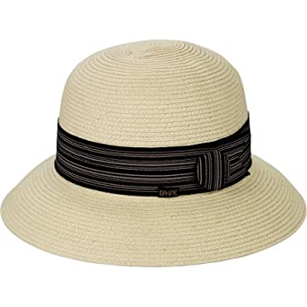 88ca66b86 Image Unavailable. Image not available for. Color: Dakine Scarlet Hat -  Women's Natural Straw ...