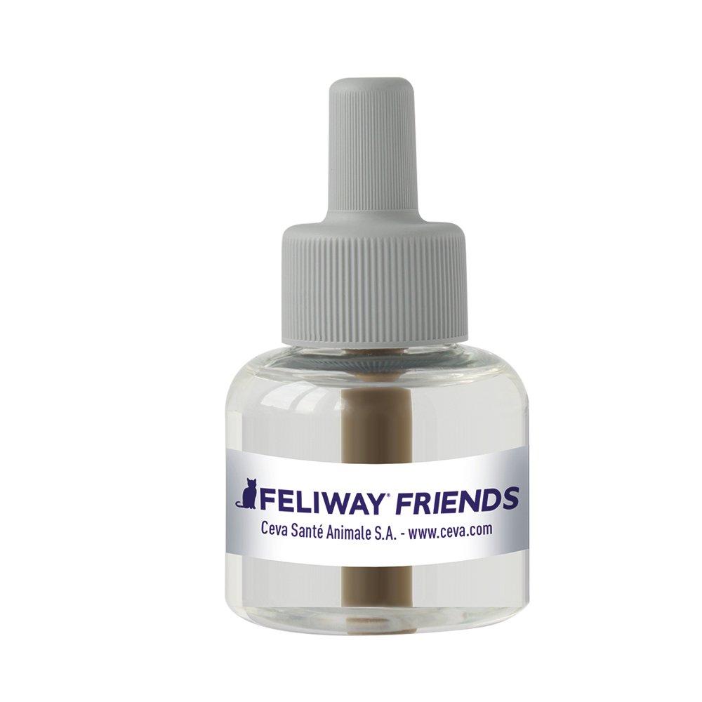 Feliway Friends - Bote de Recambio para 30 días, 48 ML: Amazon.es: Productos para mascotas
