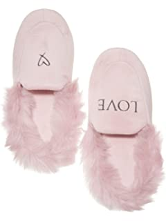 cb5de00e01bcea Victoria s Secret Pink Cozy Soft Slipper Size ...