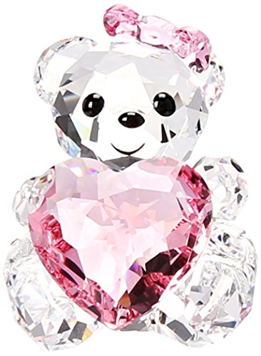Swarovski Only For You Kris Bear Collectible Doll