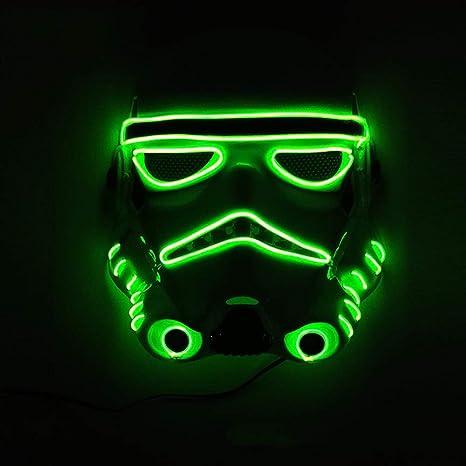 XPRINT De Halloween Máscara Conveniente para El Partido del Traje ...