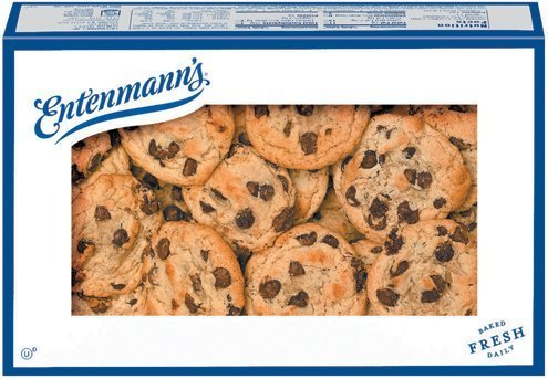 Baked Cookie Recipes (Entenmann's Cookies Soft Baked Original Recipe Chocolate Chip 12-oz by Entenmann's)