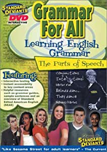 Standard Deviants: Grammar For All - Learning English Grammar - The Parts of Speech