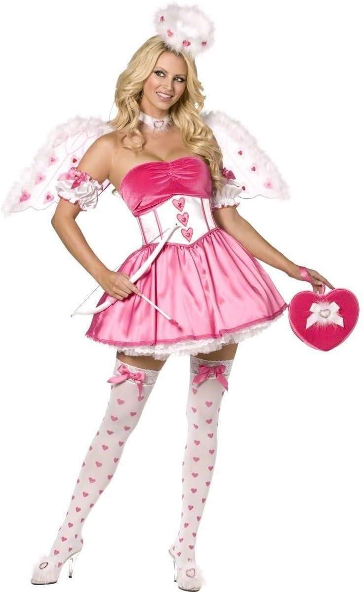 Disfraz de Cupido Mujer Adulto Carnaval: Amazon.es: Juguetes y juegos