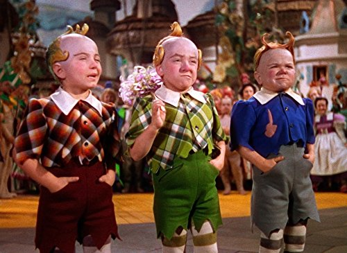 (The Lollipop Kids The Wizard of Oz Photo Art Hollywood Movie Photos Artwork 8x10 )
