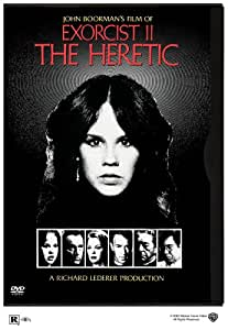 Exorcist II: The Heretic (Snap Case Packaging)