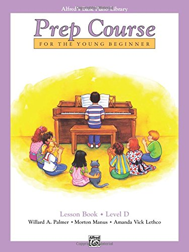 Alfred Beginning Blues Keyboard - Alfred's Basic Piano Prep Course Lesson Book, Bk D: For the Young Beginner (Alfred's Basic Piano Library)