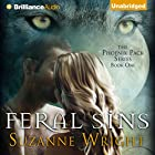 Feral Sins: Phoenix Pack, Book 1 Audiobook by Suzanne Wright Narrated by Jill Redfield