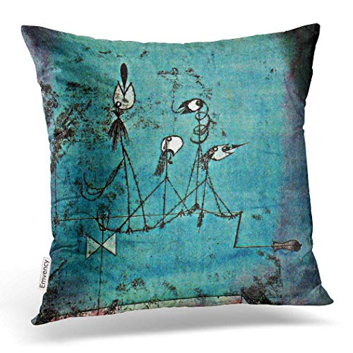 7 best paul klee art twittering machines pillows for 2019