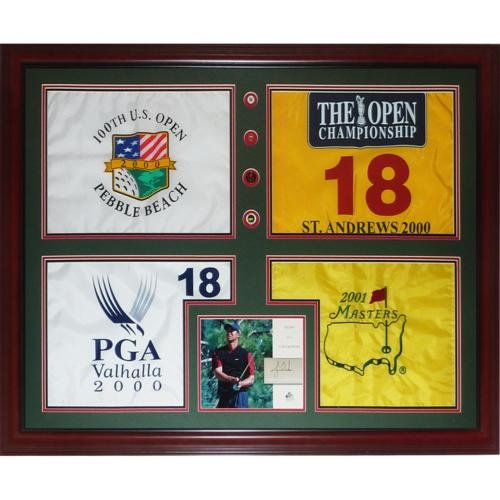 b57f9a55974 Tiger Woods Autograph - Trainers4Me