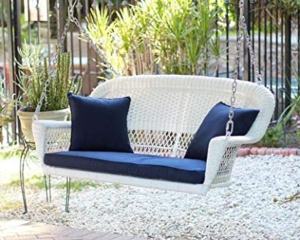 Admirable Amazon Com Summer Decor Outdoor Bench Swing Outdoor Swing Cjindustries Chair Design For Home Cjindustriesco