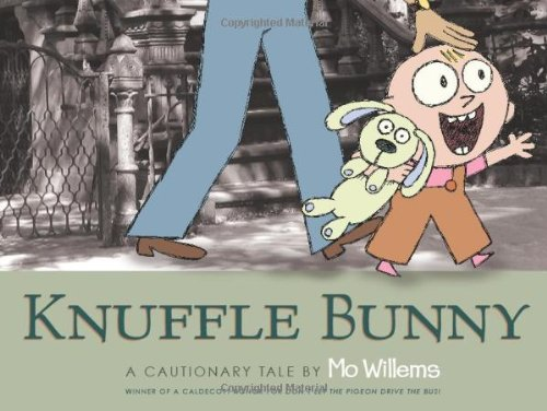 (Knuffle Bunny: A Cautionary)