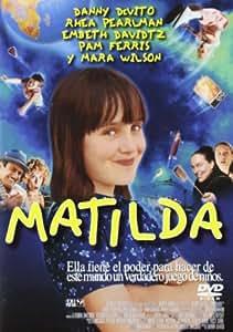 Matilda (Dvd Import) (European Format - Region 2)