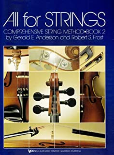 Amazon 85vn all for strings theory workbook 2 violin all for strings comprehensive string method book 2 violin fandeluxe