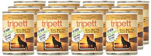 Image of Tripett Beef Tripe, Duck & Salmon - 12 x 13 oz