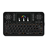 Mini Wireless Keyboard with mouse touchpad and Multimedia Keys for Android TV Box HTPC PS3 XBOX360 Smart Phone Tablet Mac Linux Windows OS ect