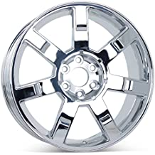 "New 22"" x 9"" Replacement Wheel for Cadillac Escalade 2007-2013 Rim Chrome 5309"