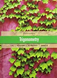 Trigonometry, MyMathLab, and Student's Solutions Manual, Lial, Margaret and Hornsby, John, 0321839854