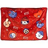 BT21 Official Winter Blanket by Line Friends Winter Blanket