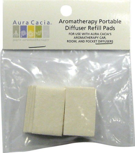 Amazon Com Aura Cacia Aromatherapy Car Diffuser Beauty