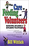 The Care & Feeding of Volunteers