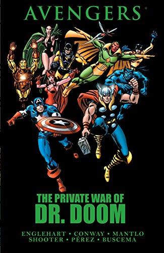 Doom Marvel Dr - Avengers: The Private War of Dr. Doom (Avengers (1963-1996))
