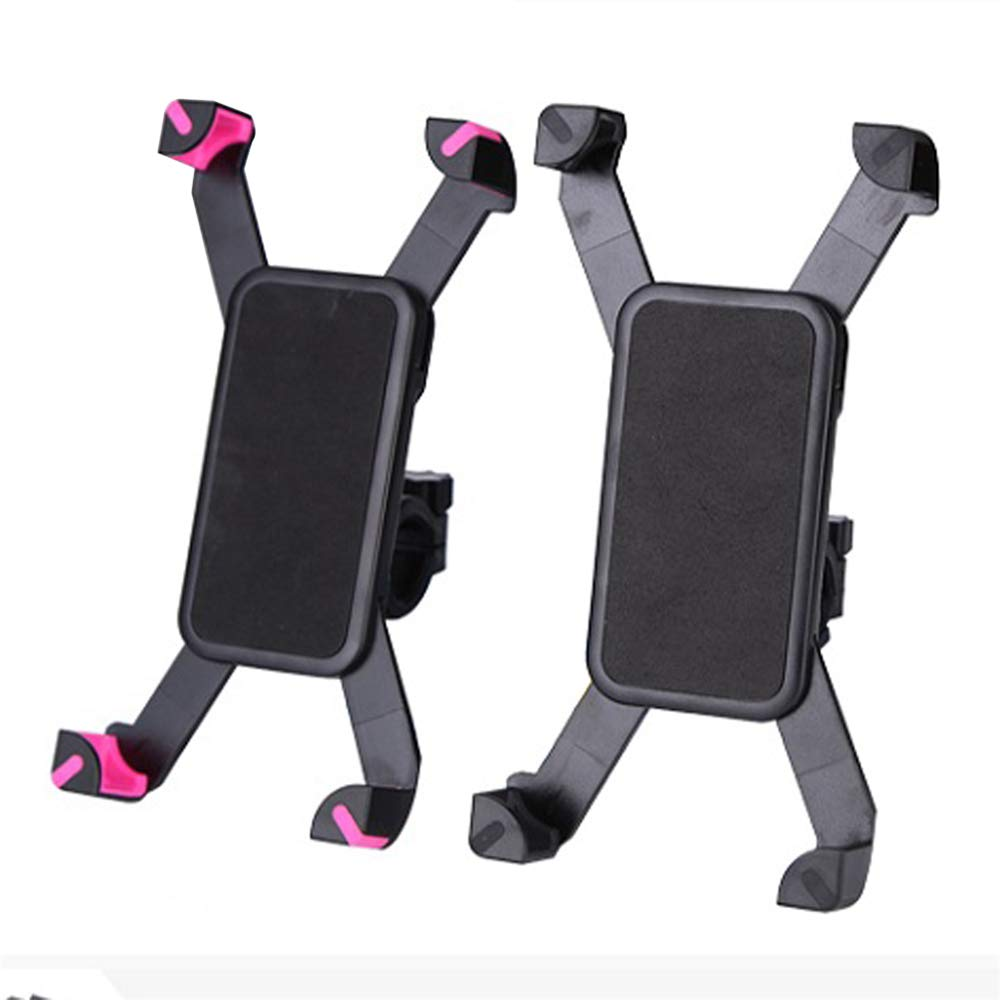 Amazing Adjustable Phone Holder Motorcycle MTB Bike Bicycle Mount Holder for 3.5-6.5 inch Cell Phone Cycling Accessories