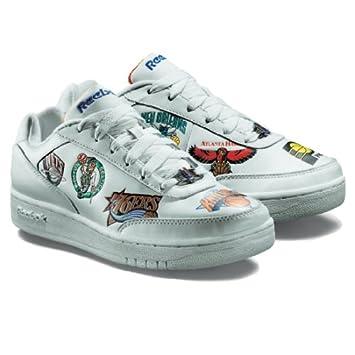 Schuh Männer Nba DowntimeGröße Reebok 45Weißbunt yvwm8ONn0P