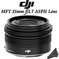 DJI MFT 15mm,F/1.7 ASPH Prime Lens (White Box)