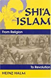 Shi'a Islam : From Religion to Revolution, Halm, Heinz, 1558761349