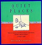 Quiet Places, Vinny Lee, 0762100605