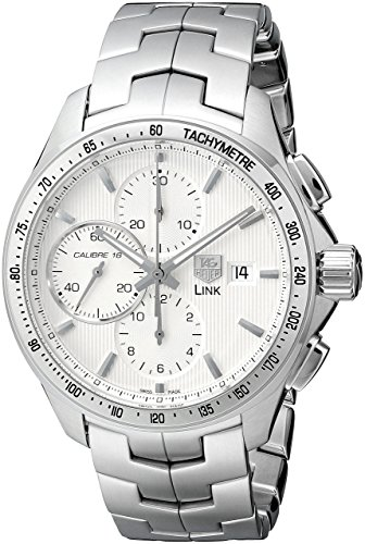TAG Heuer Men's CAT2011.BA0952 Link Chronograph Watch ()