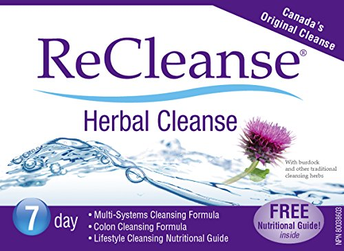 Prairie Naturals Recleanse 7 Day Herbal Cleanse Kit, 3.5 Ounce For Sale
