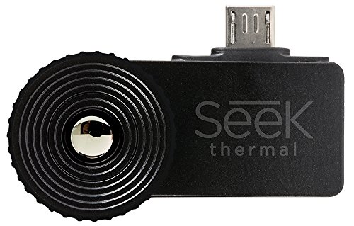 Seek Thermal CompactXR Extended Range Thermal Imaging Camera for Android by Seek Thermal