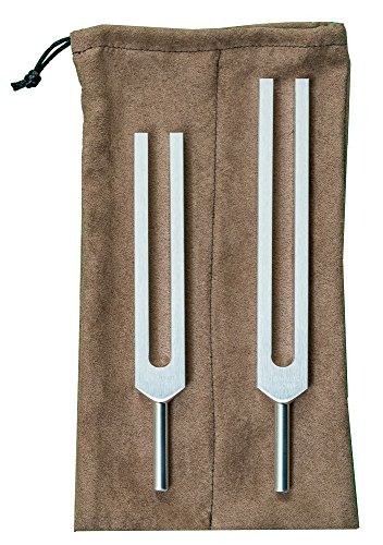 C&G Tuning Forks - Body Tuners with Bag by (Body Tuners)